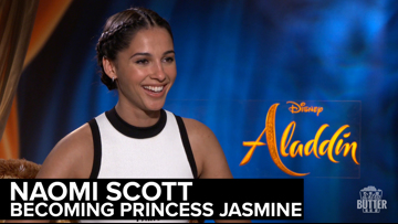 Naomi Scott is the Disney Princess we've been waiting for   Extra Butter
