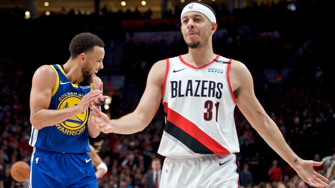 Golden State Warriors can close out Western Conference Finals series in Portland tonight