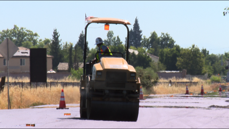 How Yuba County is completing four years of road repairs by the end of summer
