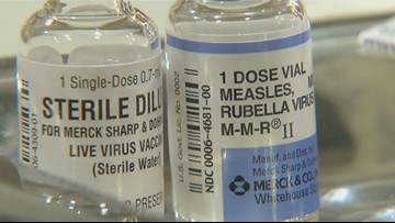 2 cases of measles confirmed in Sacramento County
