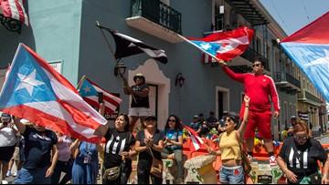 Turmoil calms as Puerto Rico governor turns to policy