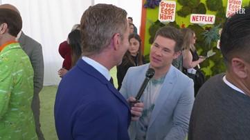 Adam DeVine: 'Green Eggs and Ham' on Netflix   Extra Butter interview