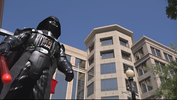 'May the Fourth be with you' Star Wars event planned in Downtown Modesto