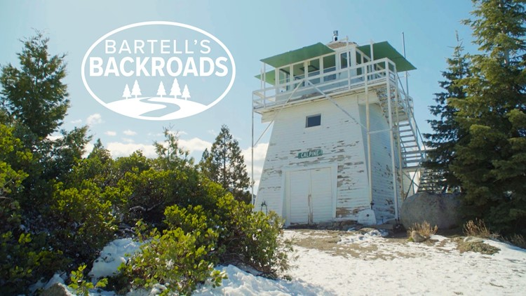 5 camping destinations one tank of gas away   Bartell's Backroads