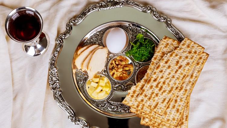 Celebrating Passover in Sacramento
