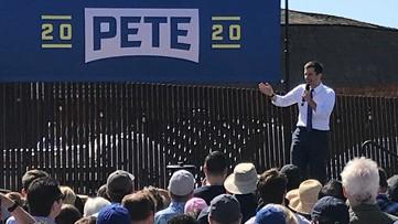Pete Buttigieg makes campaign stop in West Sacramento ahead of fundraising deadline