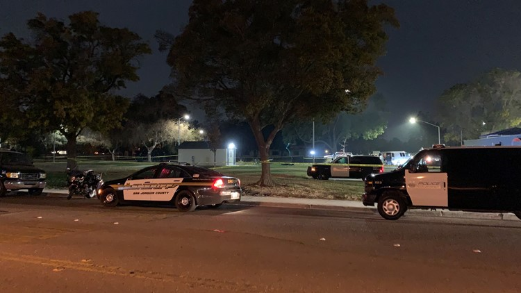 Man stabbed to death at Tracy park