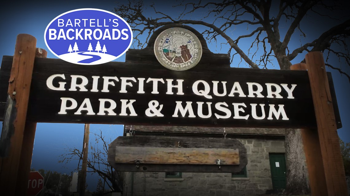 Griffith Quarry Park and Museum: Placer County's Pit of Prosperity | Bartell's Backroads