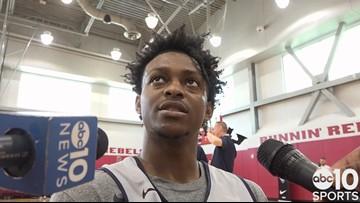 De'Aaron Fox optimistic on USA Basketball and his Sacramento Kings team