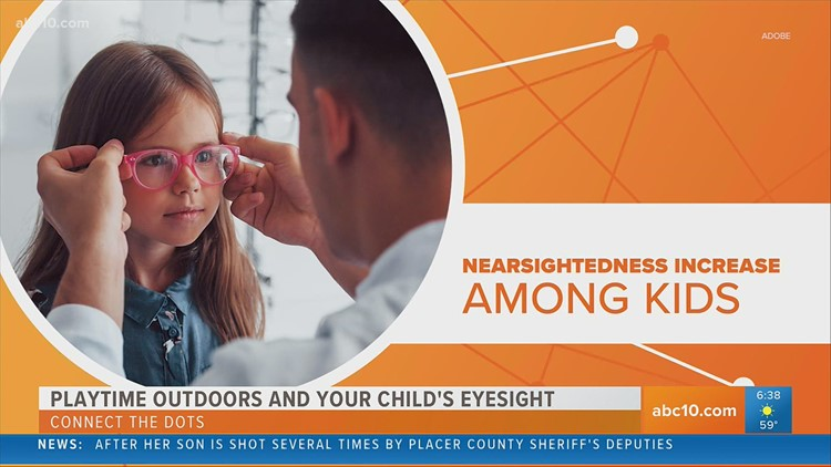 Children's eyesight is getting worse | Connect the Dots