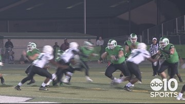 St. Mary's Rams edge Sheldon Huskies in Section Playoffs | HIGHLIGHTS