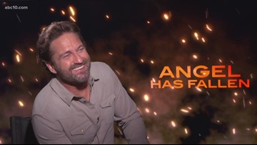 Angel Has Fallen interview: Gerard Butler talks about his time working at a carnival in Sacramento