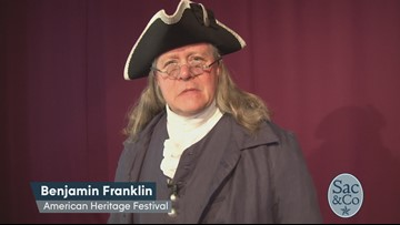 Meet History Face-to-Face at the American Heritage Festival!