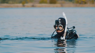 Meet Merman Mike: The diver doing good in Sacramento County