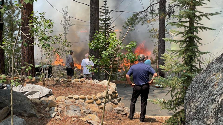 No survivors after private jet crashes while attempting to land at Truckee-Tahoe Airport