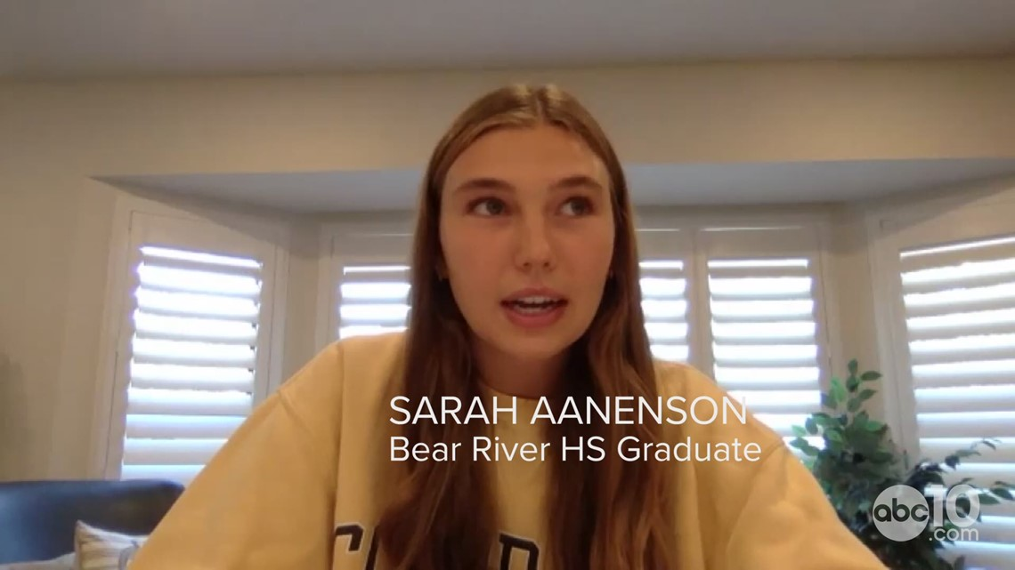 Multi-sport athlete from Grass Valley reflects on senior year, looks ahead to competing in track at University of Colorado