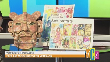 Expressive Self: Portraits for Veterans