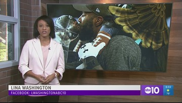 Super Bowl champion Malcolm Jenkins hosts forum in Sacramento