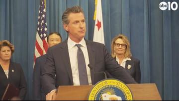 Gov. Newsom explains changes coming to DMV   Extended