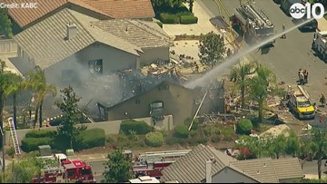 Southern California home explosion kills 1, injures 15