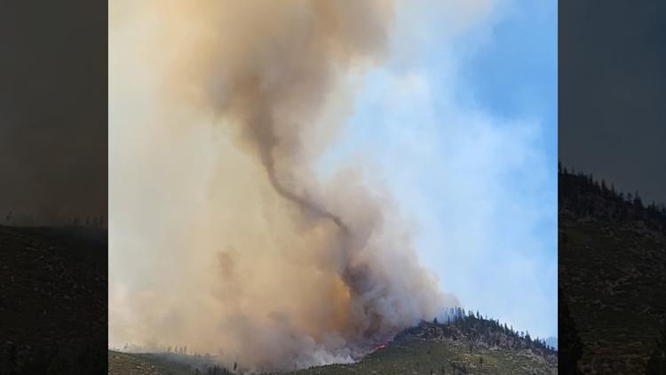 Hundreds evacuated as Tamarack Fire to more than 50k acres | Evacuations, maps, updates