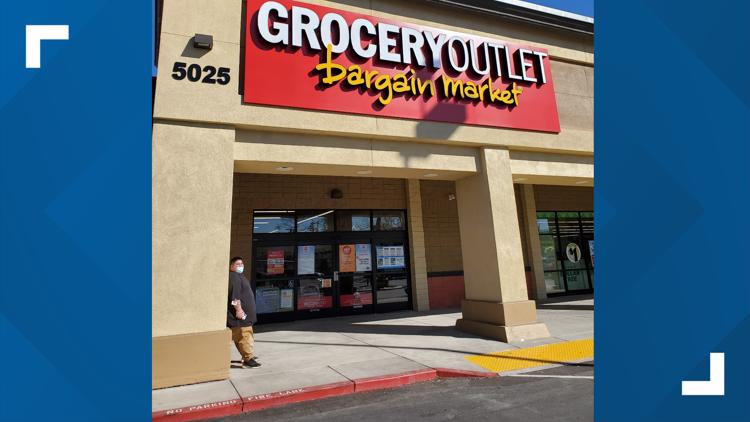 All-new Grocery Outlet open in Carmichael on Marconi Avenue