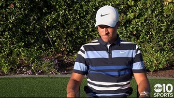 Cameron Champ reflects on first year on PGA Tour, looks ahead to new season