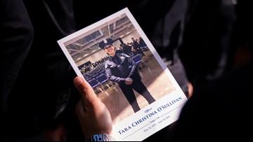 DA seeking death penalty for man accused of killing Sacramento Officer Tara O'Sullivan