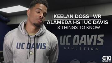 Keelan Doss – NFL draft 2019 prospect – WR