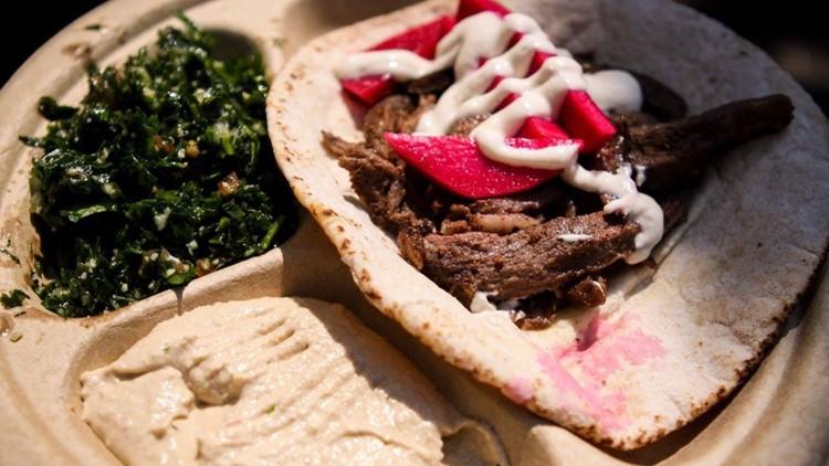 091719 Assyrian festival food