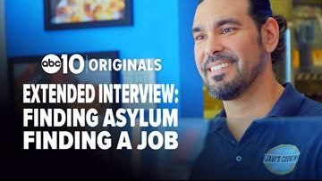 Why one U.S. immigrant hired an asylum seeker