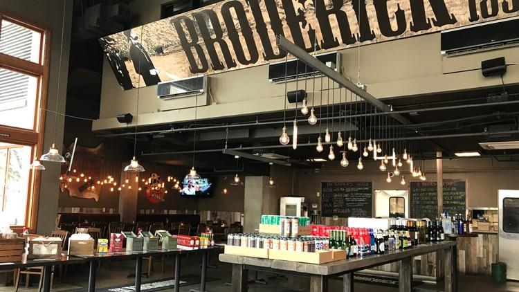 Broderick Restaurant in Midtown