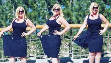 Folsom woman loses 175 pounds in 18 months