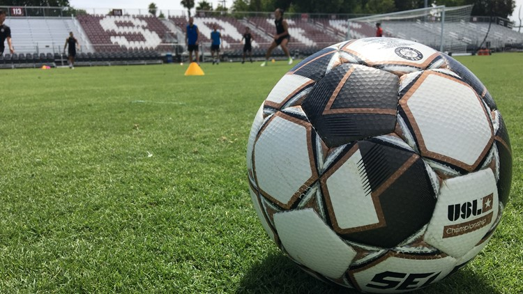 Republic FC's homefield to be known as Heart Health Park