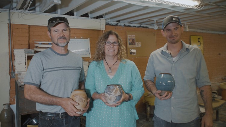 Auburn family makes urns for Camp Fire survivors and victims, free of charge
