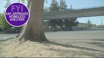 Sacramento approves homeless shelters, Measure B failing | FYI