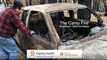 Acts of Humankindness: Scott Paris helps victims of the Camp Fire - Sac&Co