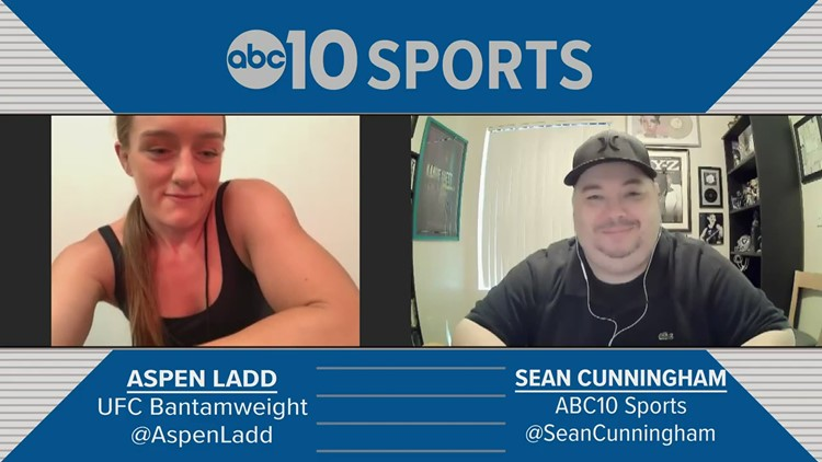 Aspen Ladd on making her return to UFC after brutal knee injury, Sacramento area roots