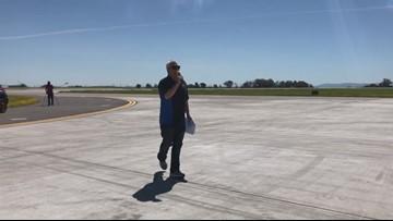 Fallen Sacramento County Deputy Mark Stasyuk honored at 'Thunder Over the Bay' air show