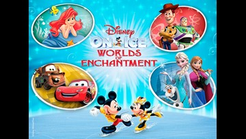 Rev up for non-stop fun with four of your favorite Disney stories at Disney On Ice