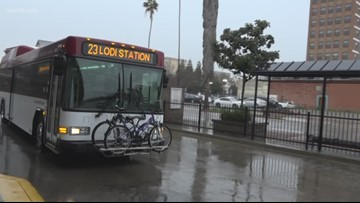 San Joaquin RTD considers ending several routes from Stockton
