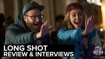 'Long Shot' movie review and interviews | Extra Butter