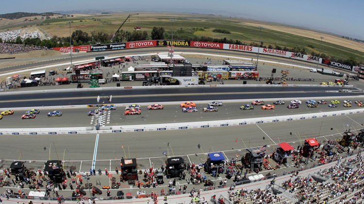 NASCAR Cup Series heads to Sonoma Raceway this weekend with local competitors in the mix