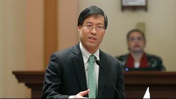 California Senator says Facebook should remove shoving video