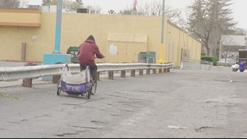 Woodland residents express differing opinions on community homelessness