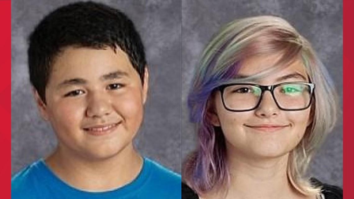found  modesto police report 2 missing children found
