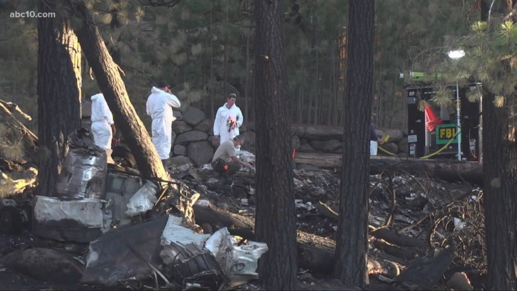 All 6 victims of Truckee plane crash identified
