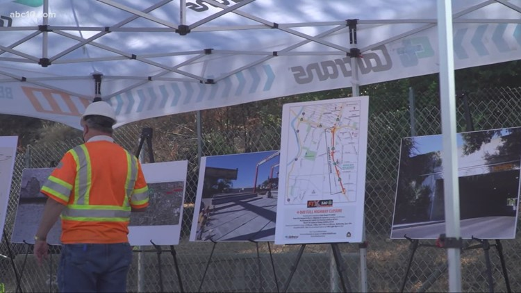 Need to know   Why a portion of Highway 99 will be closed and alternative routes to take