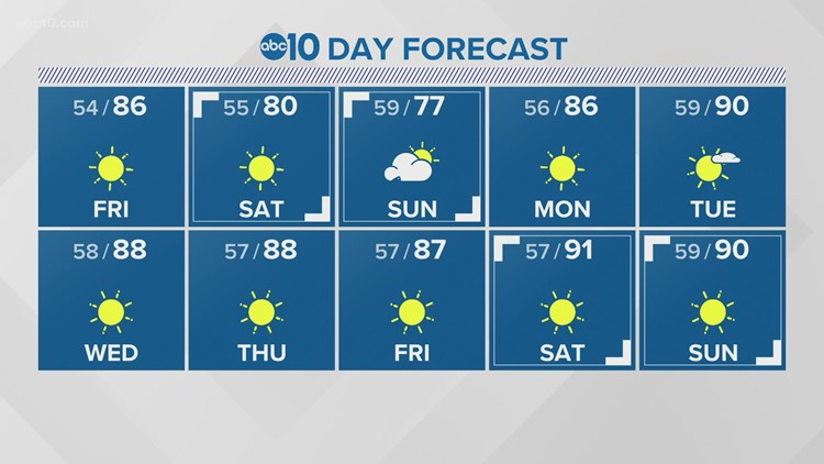 Local overnight weather: September 16, 2021