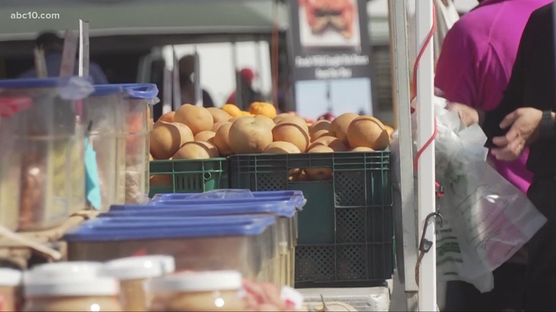 Drought adds pressure on Central Valley farmers as other factors cause food prices to rise